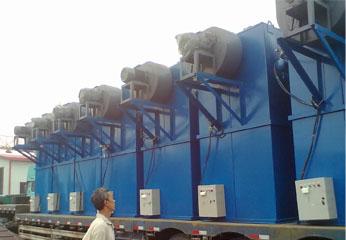 湿式除尘器结构有哪些特点